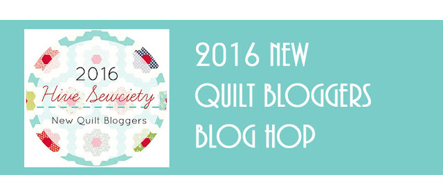 Thistle Thicket Studio, New Quilt Bloggers Blog Hop