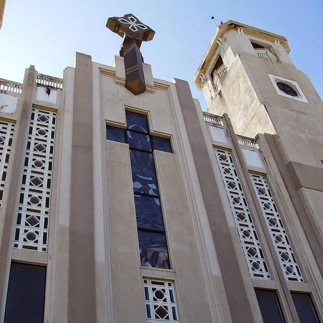 Catedral San Felipe Apostal - Dominican - copyright Chrystal Scales