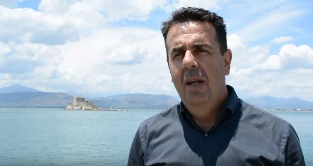 Δ. Κωστούρος: Ιδιαίτερος αγώνας υψηλού επιπέδου το Τρίαθλο Ναυπλίου (βίντεο)