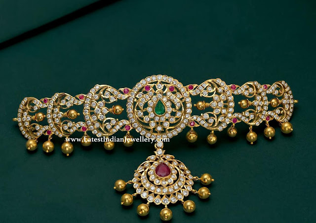Royal Diamond Choker
