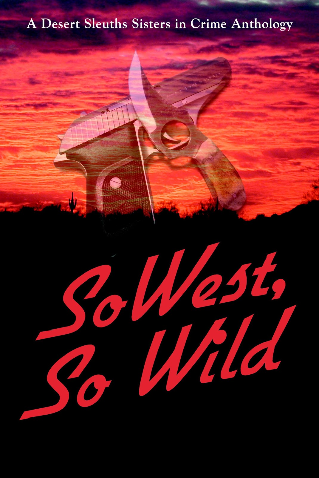 Desert Sleuths For Authors @ The Teague  Sowest, So Wild