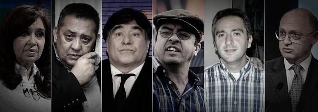 #AMIA Parrilli, Larroque y Angelina Abbona fueron procesados pero sin prisión preventiva por la denuncia de #Nisman