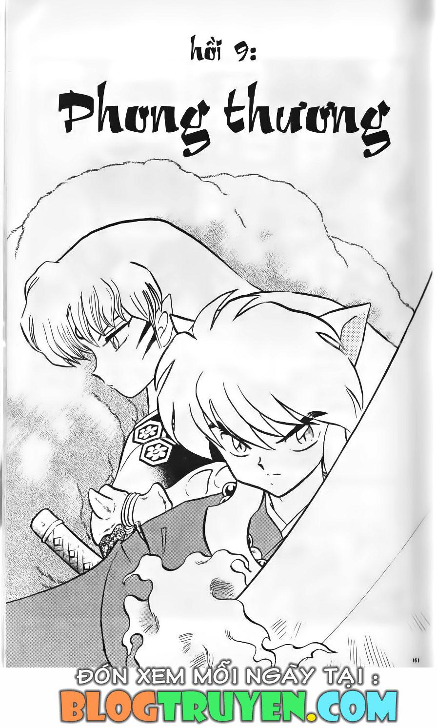 Inuyasha vol 13.9 trang 4