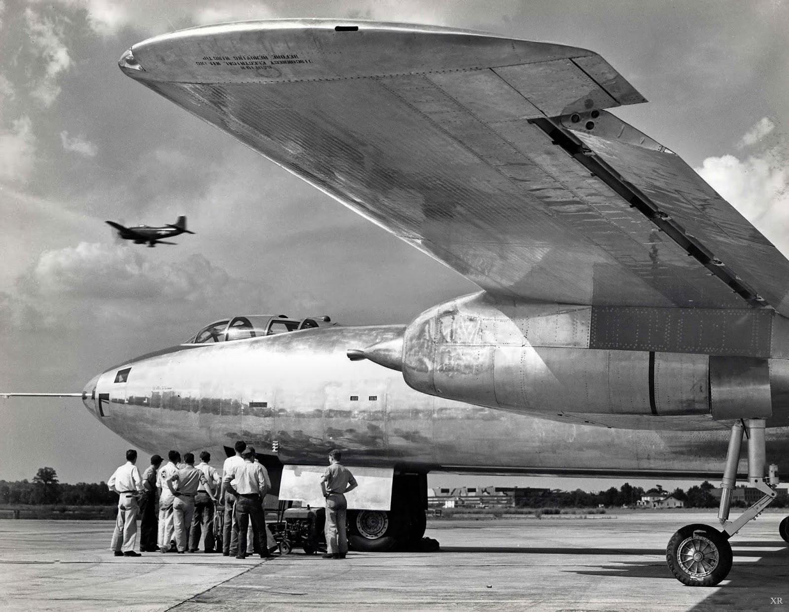atomic annihilation 1947 martin xb 48