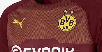 Puma Borussia Dortmund 18-19 Goalkeeper Home 45a4ef357