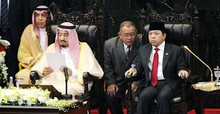ISI LENGKAP PIDATO RAJA SALMAN Pidato Raja Salman Mencerminkan Eratnya Hubungan RI-Saudi
