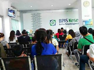 Kantor cabang BPJS Kesehatan kota Jambi