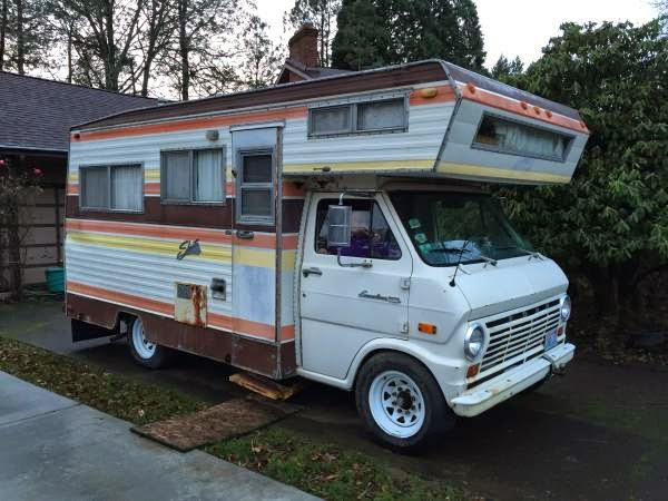 Used RVs 1970 Ford Econoline 300 Shasta RV For Sale by Owner