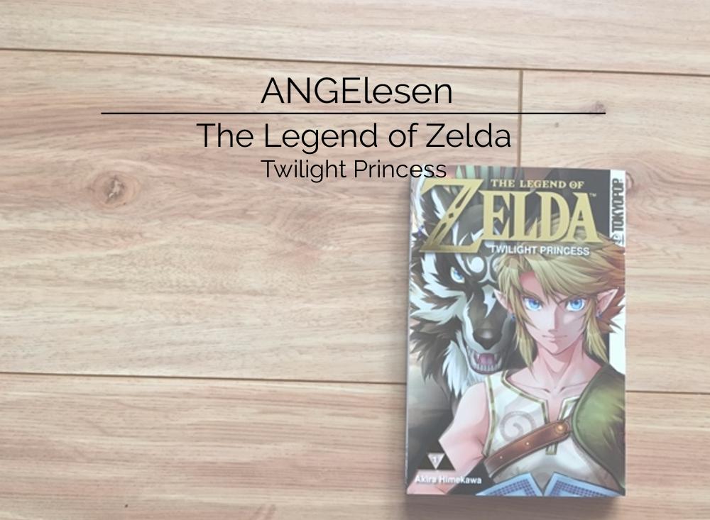 Review zum Manga Legend of Zelda - Twilight Princess