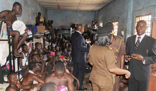 nsukka enugu jail break