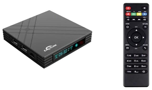 ▷[Análisis] EACHLINK H6 Mini, TV Box con soporte 6K nativo por 35 €