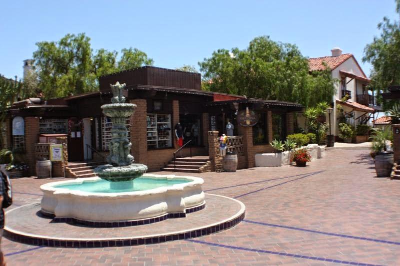 Seaport Village em San Diego