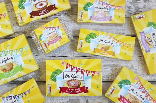 A review of Mr Kipling Cakes