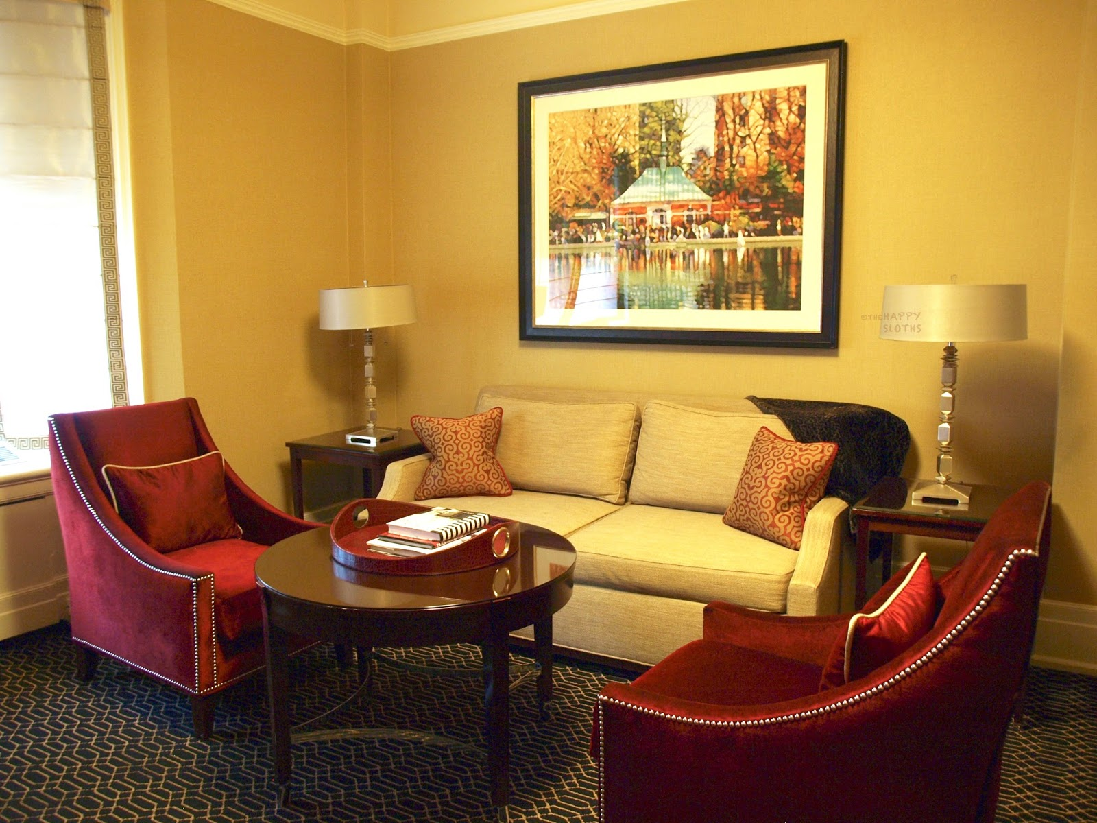 My Trip to NYC | The Algonquin Hotel | The Happy Sloths | Bloglovin\'