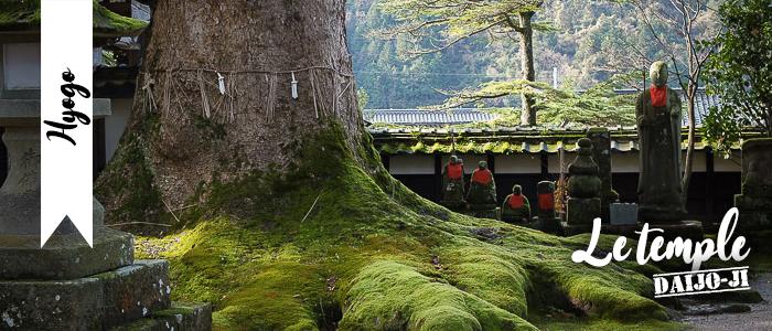 Le temple Daijo-ji