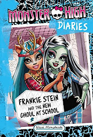 Monster High MH Diaries: Frankie Stein and the New Ghoul at School Book Item