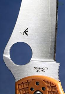Spyderco HAP40 Stretch - Blade View 3