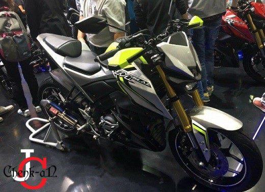 Spesifikasi Dan Harga Motor Yamaha Xabre 150 Terbaru 2016