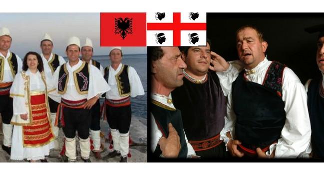 La musica in Sardegna e Albania sono uguali (guardare per credere)