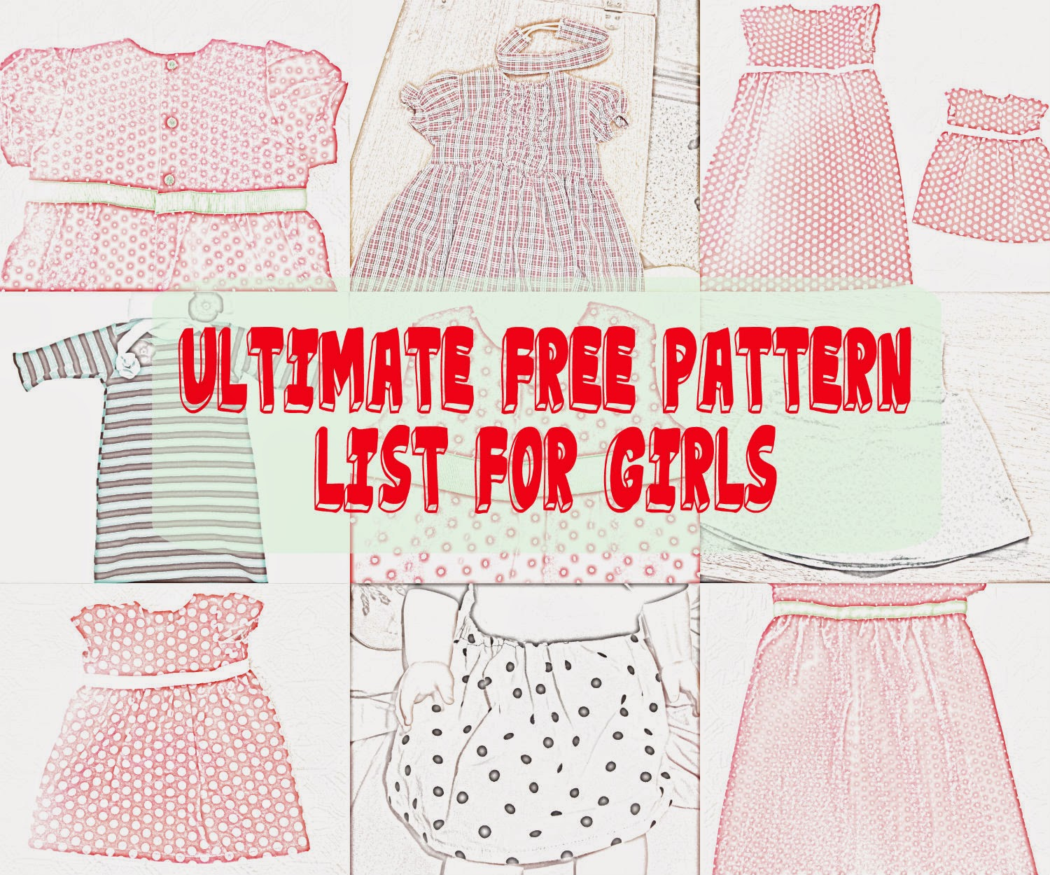 SeeMeSew: Free Girl Patterns