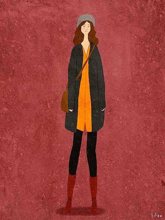 Ilustración de Liliana Camacho aka Liloo