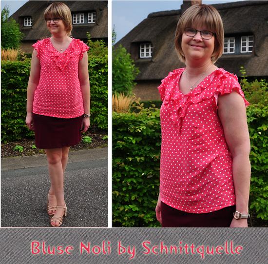 Bluse Noli by Schnittquelle
