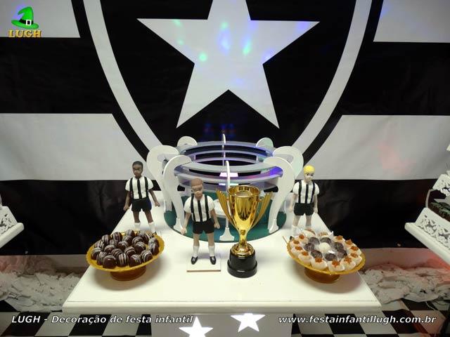 Festa Botafogo decoração - Aniversário