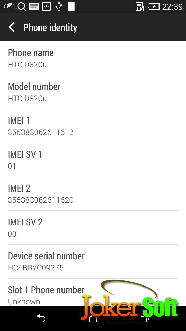 شرح طريقة تفليش وتعريب هاتف HTC D820U A51_DTUL + الروم وطريقة الروت