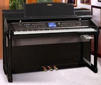 Az piano reviews october 2010 for Yamaha clavinova clp 200 price