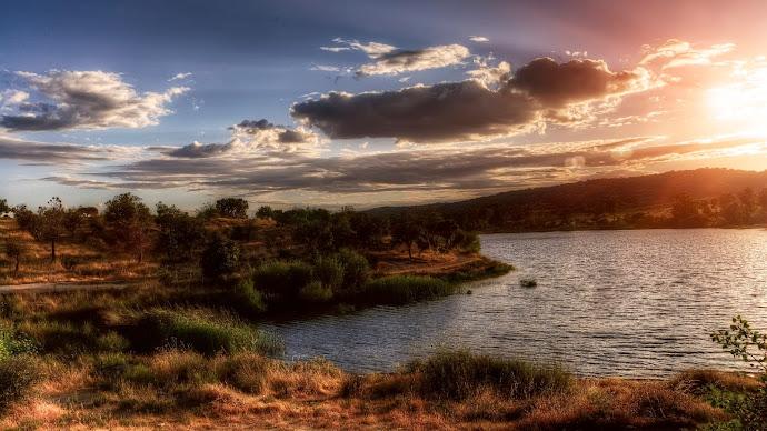 Wallpaper: Nature Sunset