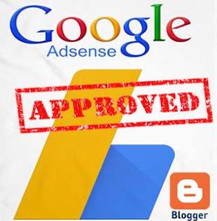 Kriteria Blog untuk Daftar Google Adsense Adsense - Kriteria Blog untuk Daftar Google Adsense semoga cepat diterima