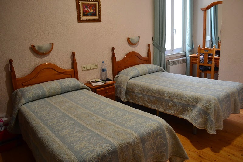 Madrid, espagne, Hotel Zamora