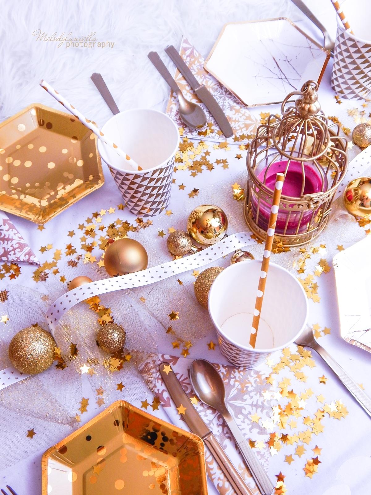 9 jak udekorować stół na imprezę dekoracja stołu karnawałowego świątecznego weselnego urodzinowego dekoracje dodatki partybox.pl partybox sklep z dodatkami na imprezy melodylaniella