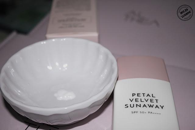 Petal Velvet Set Terbang dari Korea