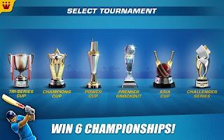 Power Cricket T20 Cup 2017 Apk Mod Terbaru
