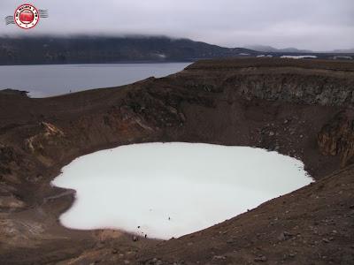 Viti, Askja, Islandia