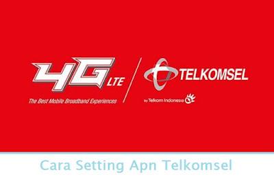 Cara Setting Apn Telkomsel (Termudah.com)