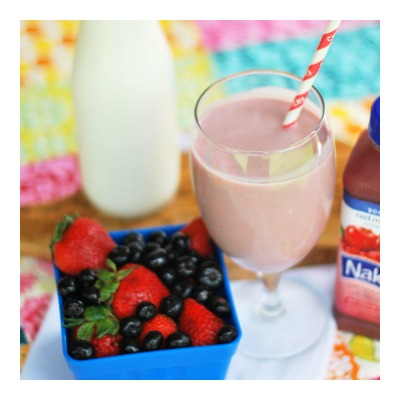 1 minute 1 cup no mess smoothie