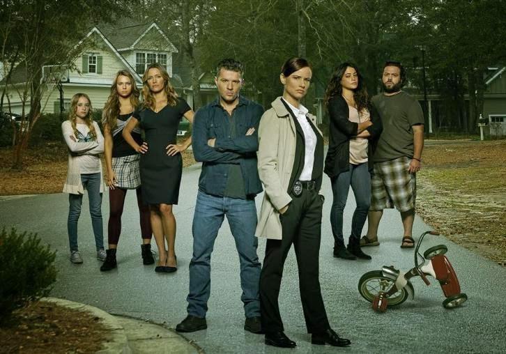 Secrets and Lies - Season 1 - Full Set of Cast Promotional