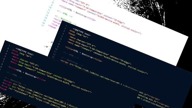 Syntax Highlighting code