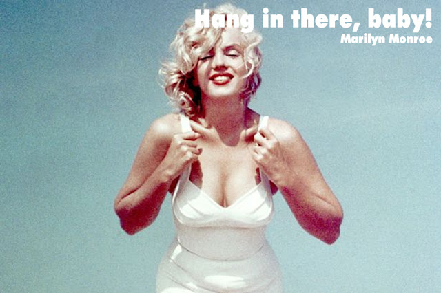 Absolutely real Marilyn Monroe quote