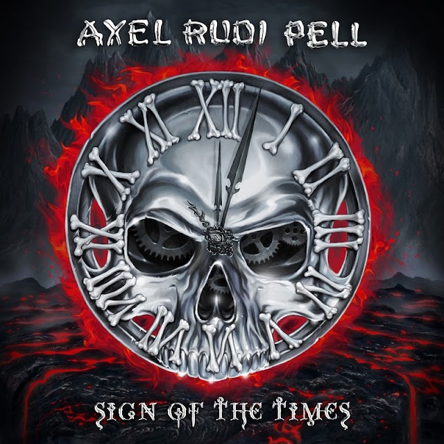 """Axel Rudi Pell - """"Sign of the Times"""" Review"""