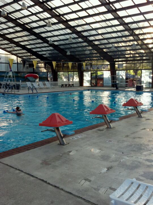 An historian of texas september 2012 - Waterloo swimming pool denison tx ...