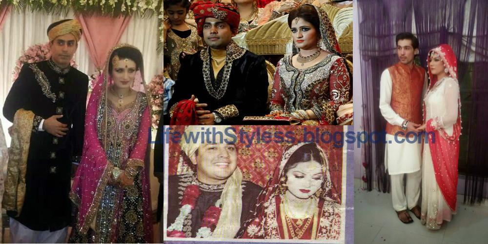 10 Unseen Wedding Photographs Of Pakistani Cricketers