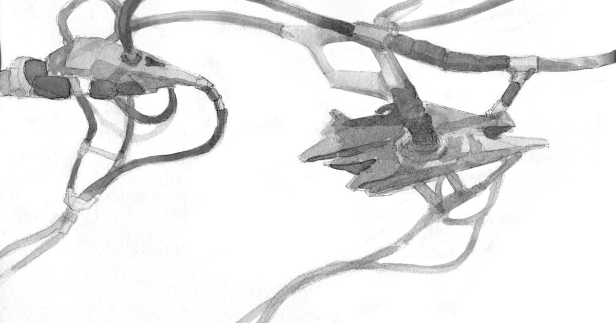 SETH ENGSTROM: Ship Sketchbook