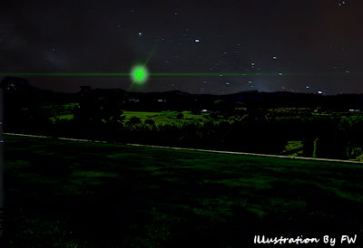 UFO Sighting in Greerton