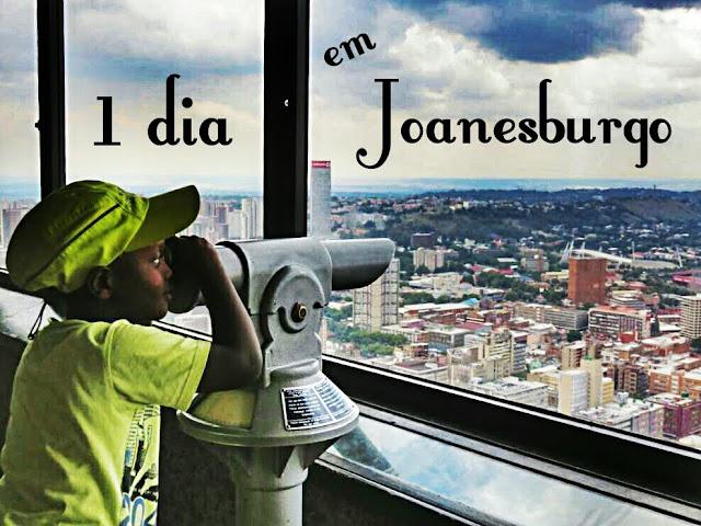 1 dia em joanesburgo