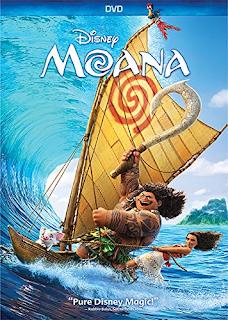 Moana [2016] [DVD5] [Latino]