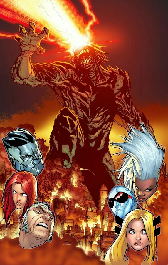 cyclops x men