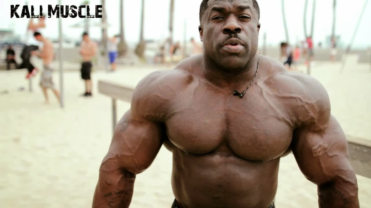 Kali Muscle - Another Fake Natural Bodybuilder